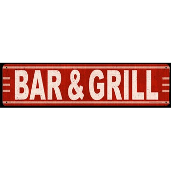 Bar & Grill Sign