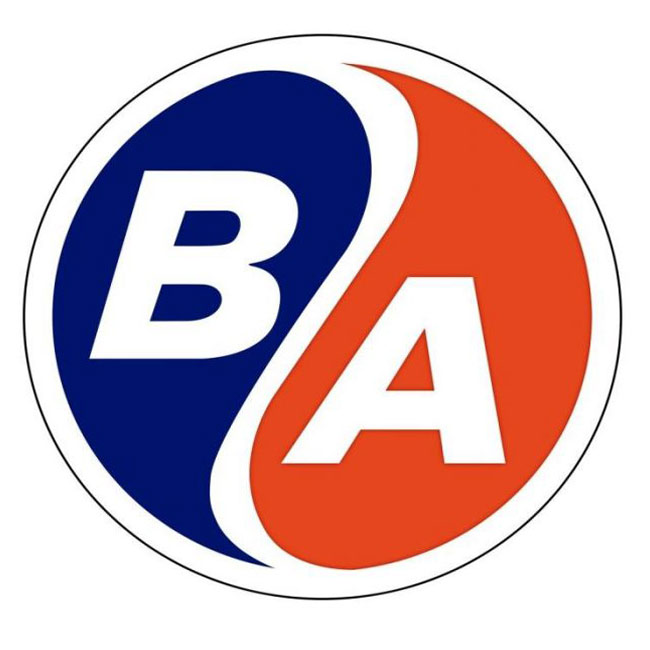BA Gasoline Collectible Sign