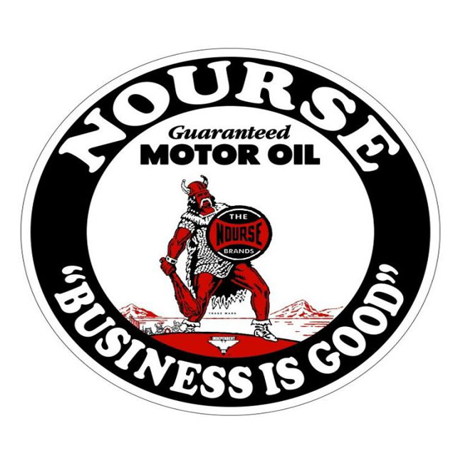 Nourse Motor Oil Business is Good Sign