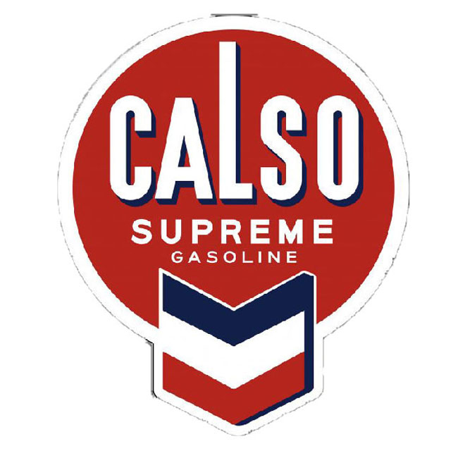 Calso Supreme Sign