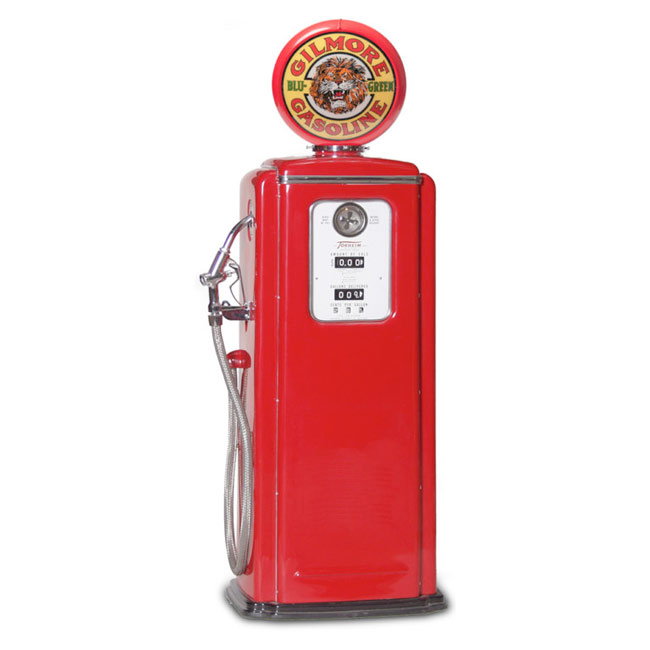 Gilmore Custom Vintage Gas Pump
