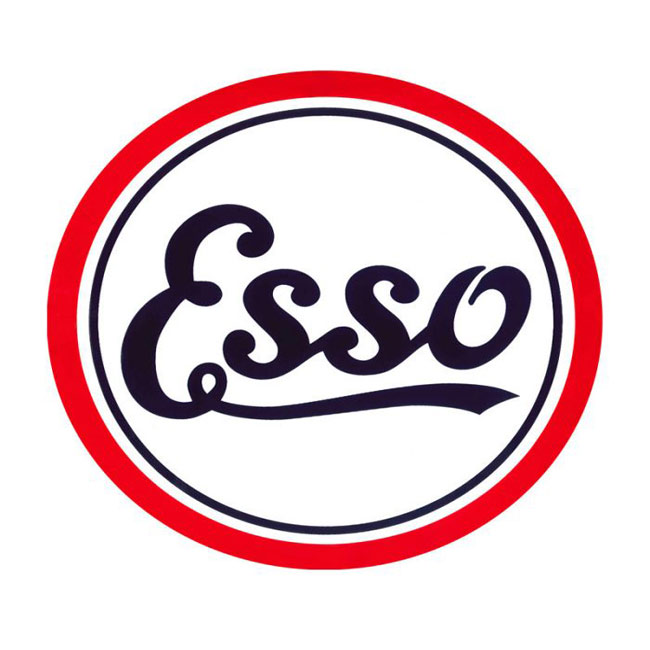 Esso Gas Sign