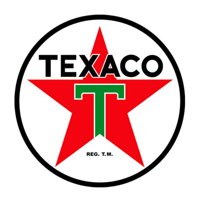Texaco Star Sign