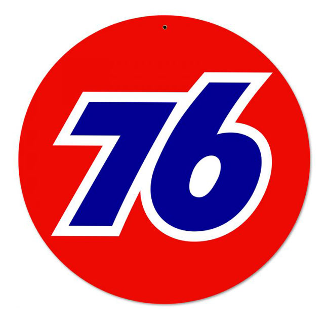 Union 76 Gas Sign