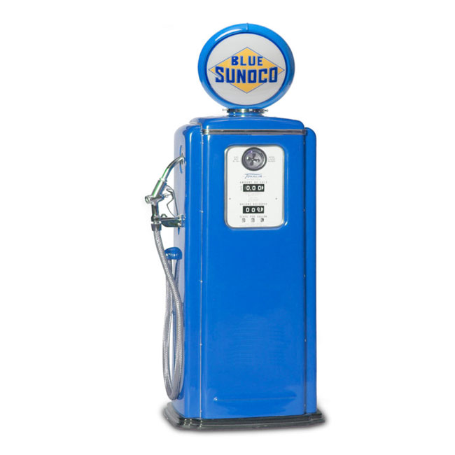 Sunoco Gas Pump
