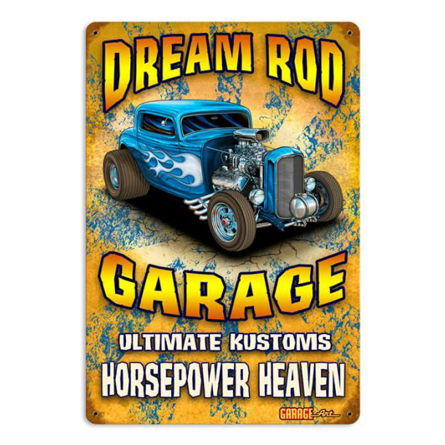 Dream Rod Garage