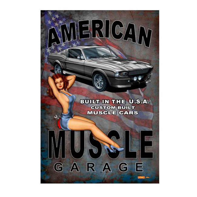American Muscle Sign