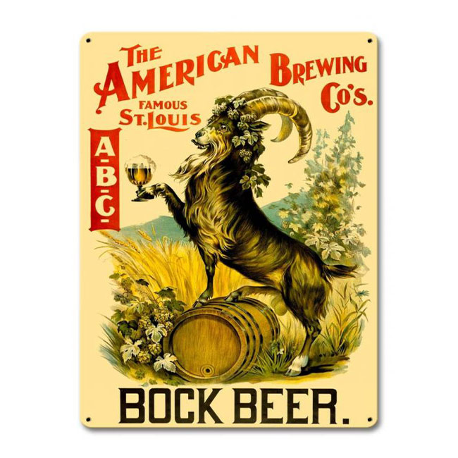 ABC Bock Beer