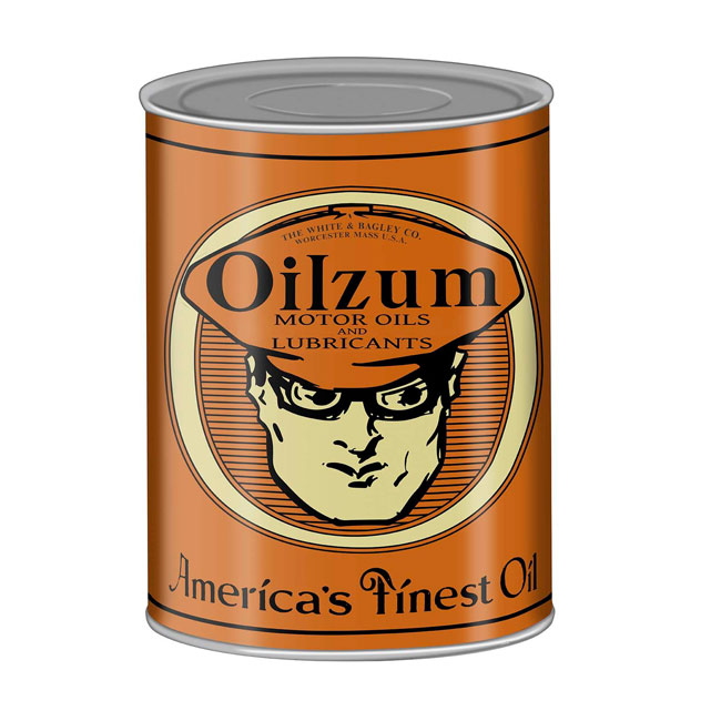 Click to view more Oil Can Signs Signs
