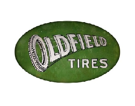 Oldfield Tires Sign