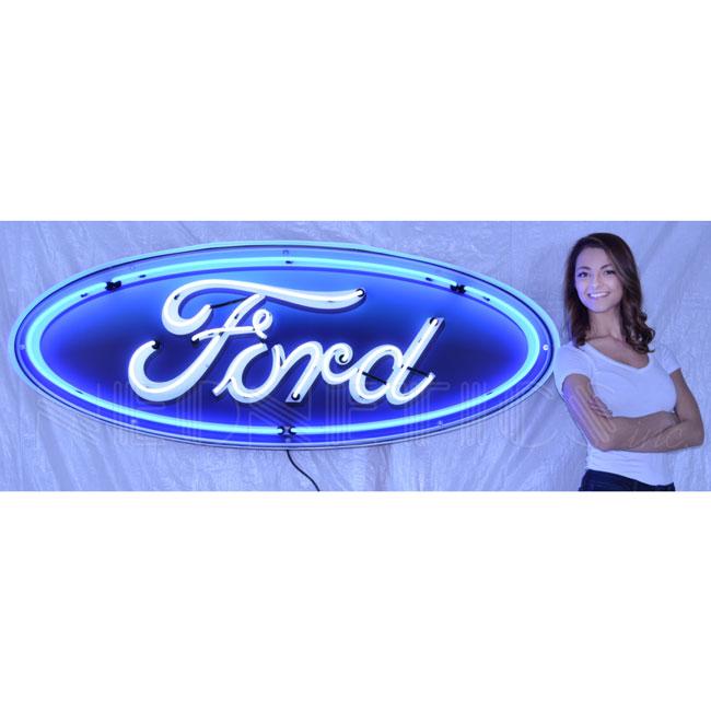 Ford Marquee Neon Sign
