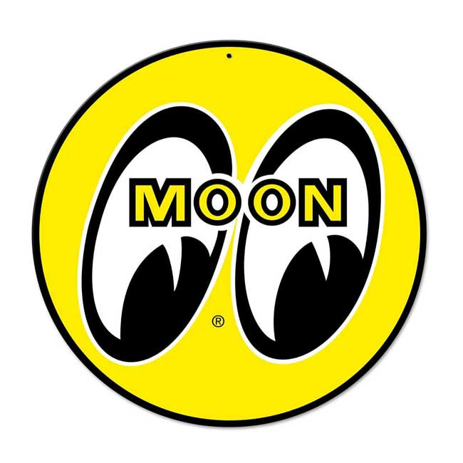 Mooneyes Sign