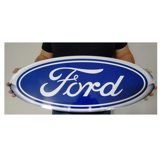 Ford Oval Large Sign