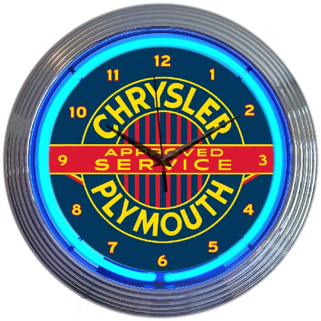 Click to view more Neon Clocks Garage Accessories