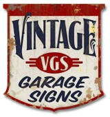 Garage Art� - Automotive & Hot Rod memorabilia - garage signs, posters, calendars, racing clocks, vintage & classic cars & more